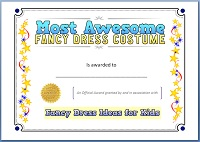 fancy dress competition for kids