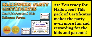 halloween fancy dress awards